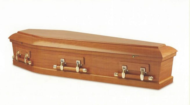 Solid Timber Coffins