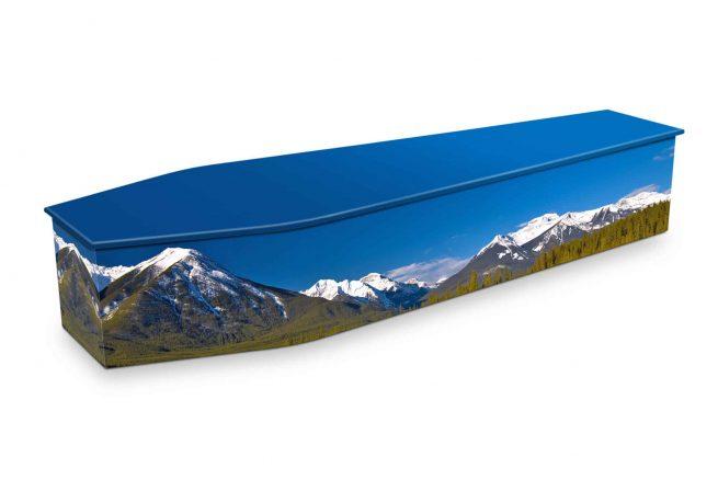 Vinyl Wrap Coffins