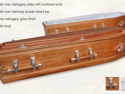 Custom Wood Coffins